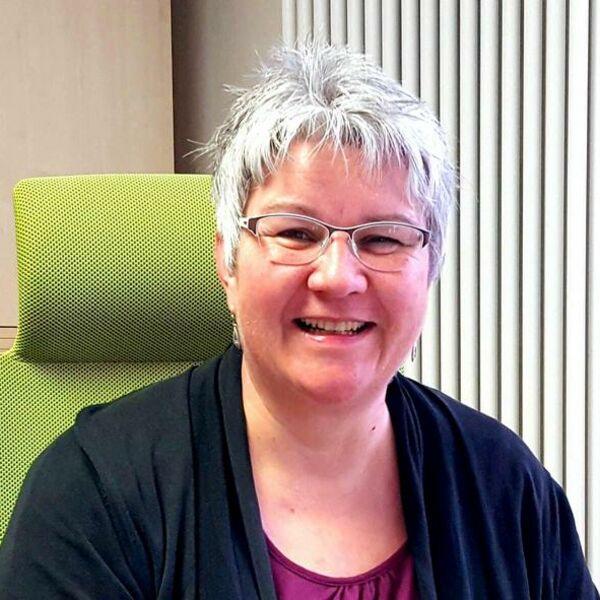 Pfarramtssekretärin: Marita Stadniczuk