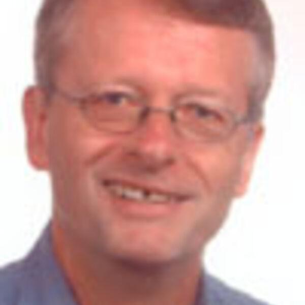 Pastor Burkhard Stimpel
