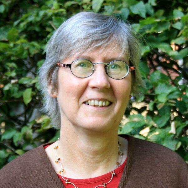 Pastorin Martina Scholz-Mehrtens