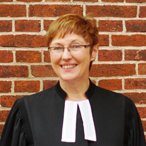 Pastorin Inge Brickwedel