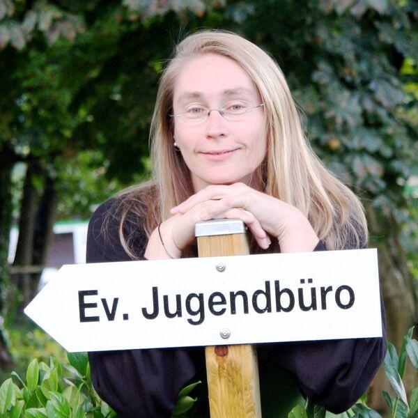 Diakonin Birgit Blendermann