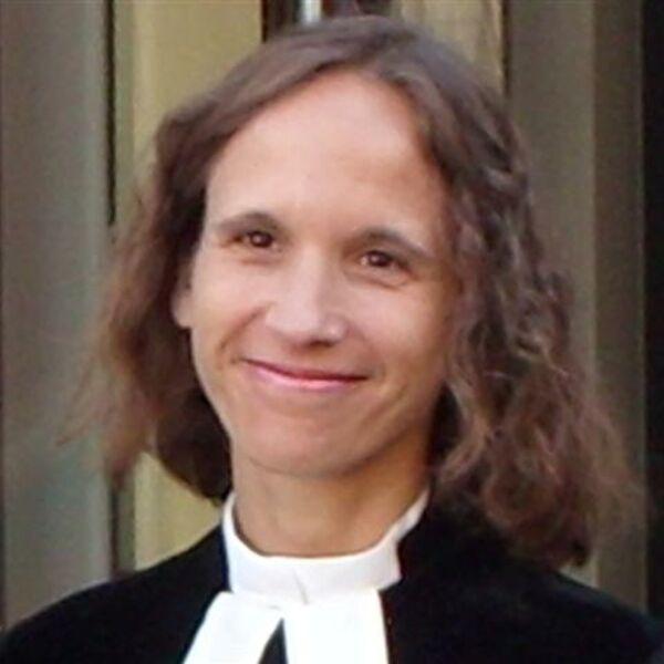 Pastorin Christiane Brendel