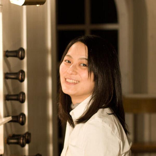 Kirchenmusikerin Nana Sugimoto