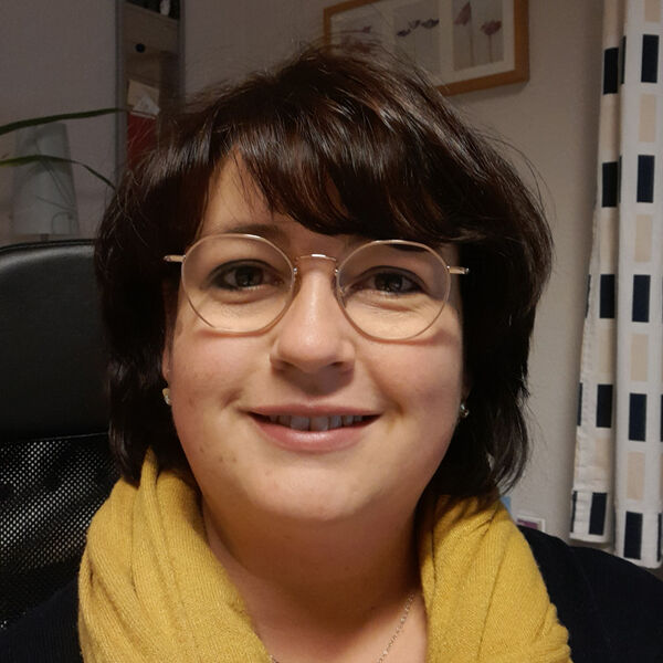 Pfarrsekretärin Yvonne Kleinsorge
