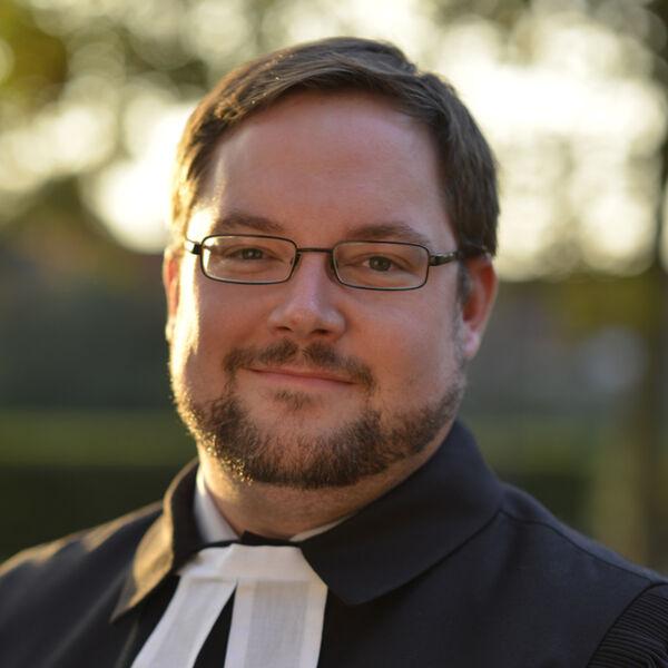 Pastor Phillipp Sapora