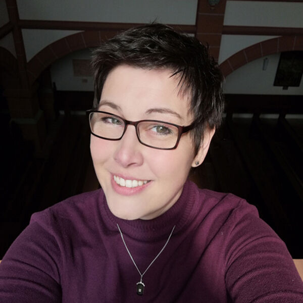 Diakonin Christine Dörrie