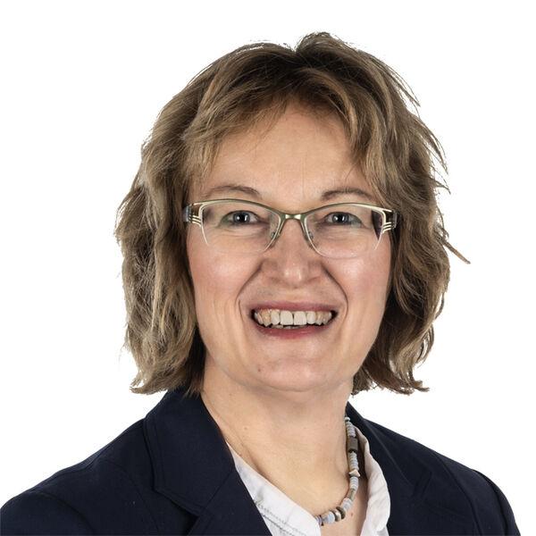 Kirchenkreiskantorin Christiane Klein
