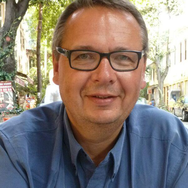 Passbild Dietmar Adler