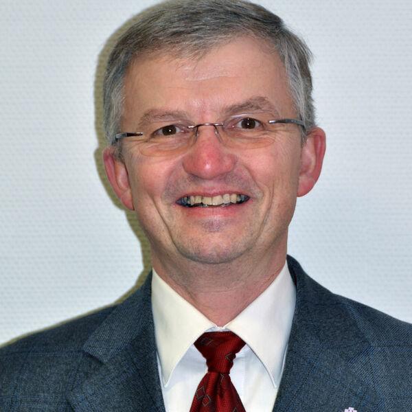 Pastor Dr.-Ing. Uwe Brinkmann