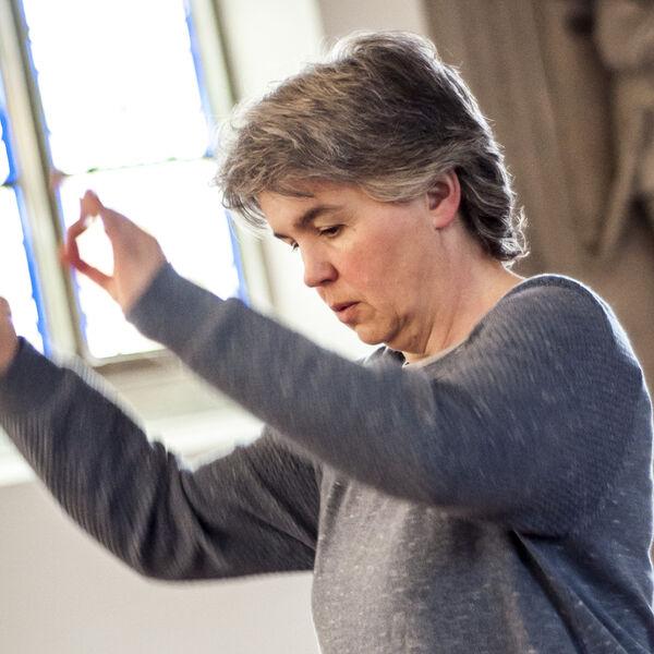 Ursula-Maria Busch Portrait als Dirigentin