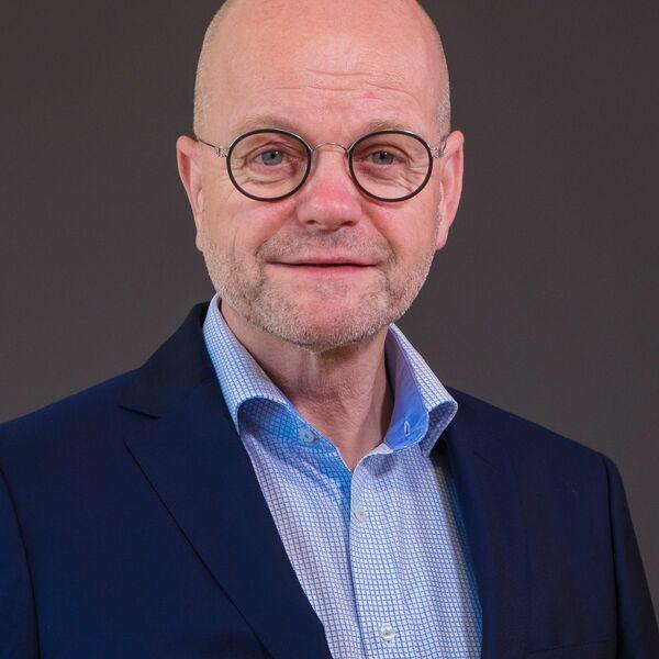 Kirchenvorstand Hartmut Köhlmann