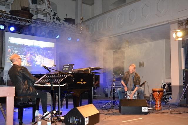 Dieter Falk Konzert 21 September Kirchengemeinde Am Ith