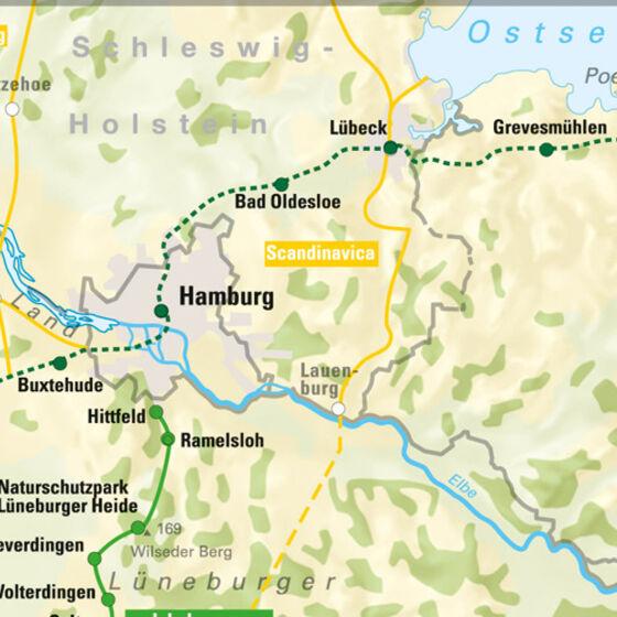 Jakobsweg Hanseroute