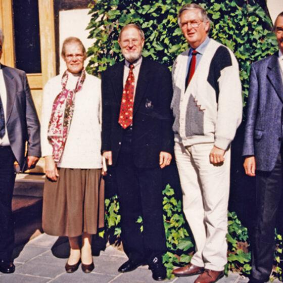 Vorstand 1991