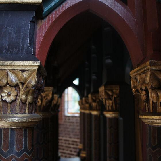 Altar-Detail
