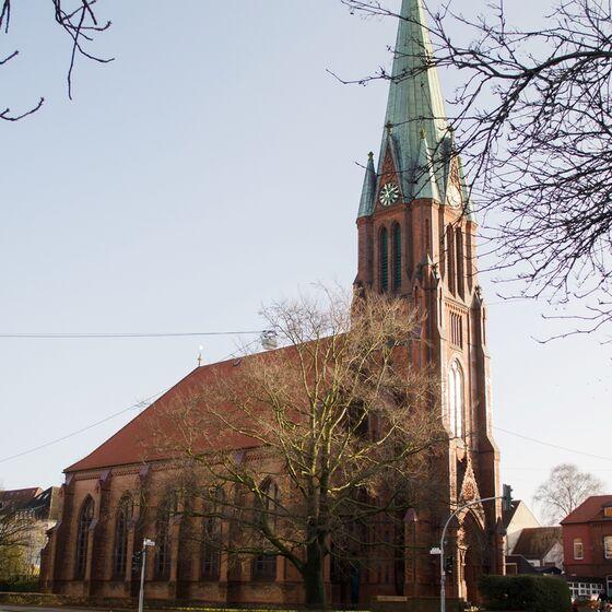 Christuskirche ganz