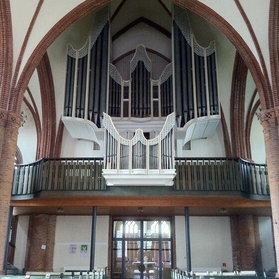 Hillebrand-Orgel