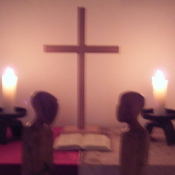 Geistlicher Raum