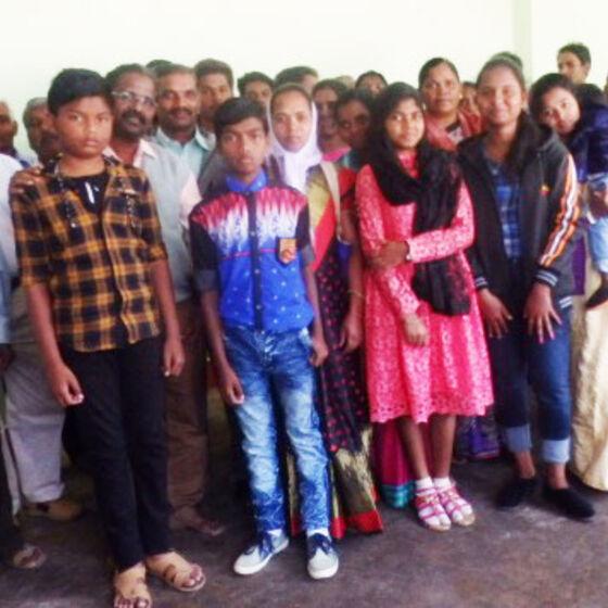 Familien_Odisha_Kandamal