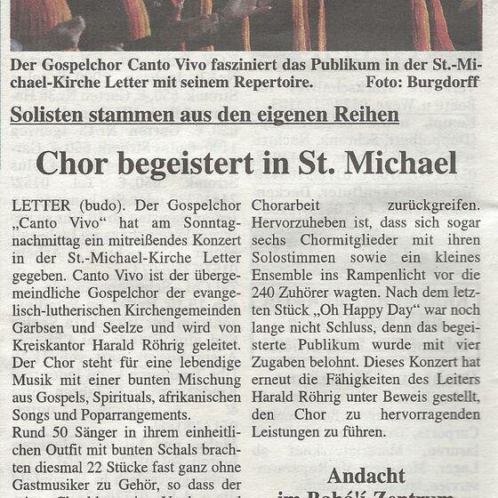 Umschau Garbsen-Seelze 14.10.2015