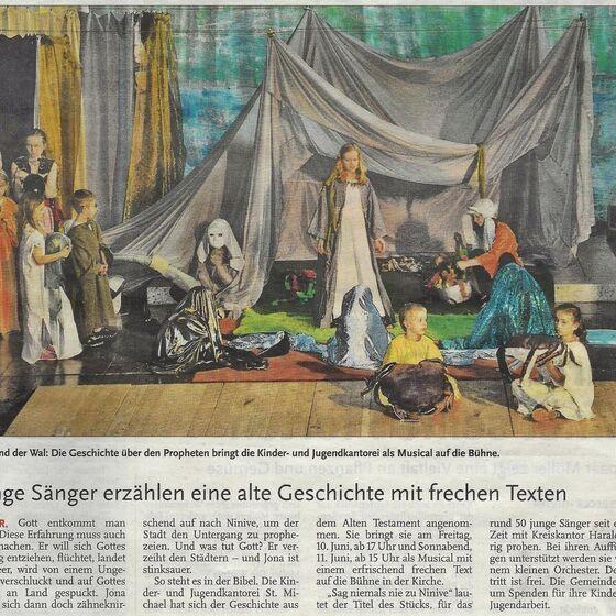 Leine-Zeitung 03.06.2016
