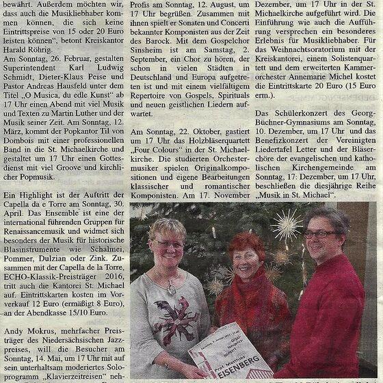 Umschau 04.01.2017