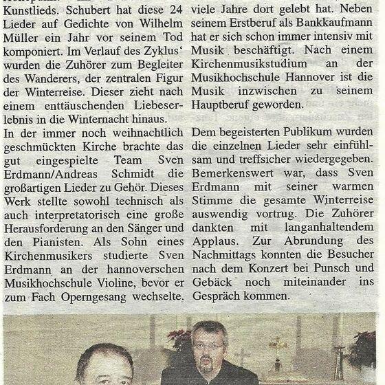 Umschau 24.01.2018