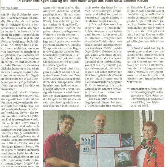Evangelische Zeitung 2013-06-16