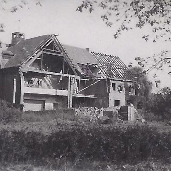 Friedenskirche Oktober 1943