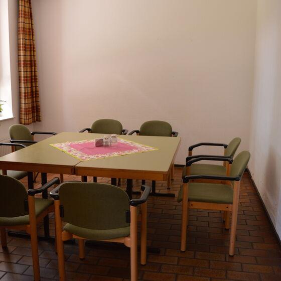 Kleingruppenraum am Speisesaal