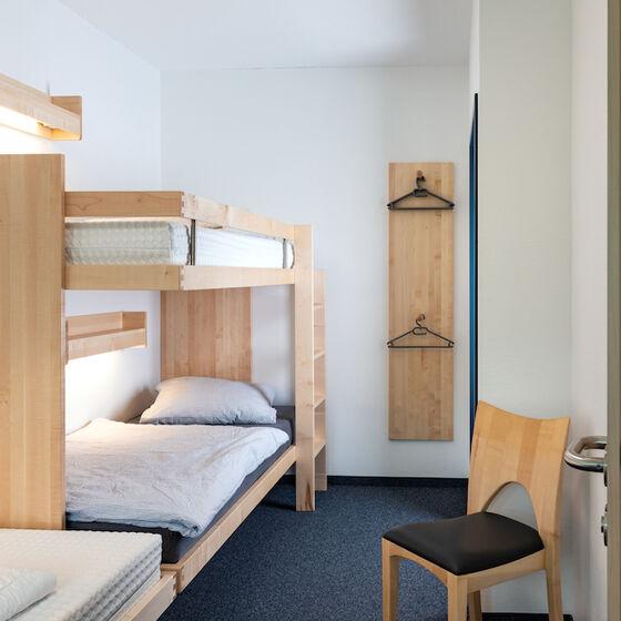 Zimmer Haus 3 (2+1 Betten)