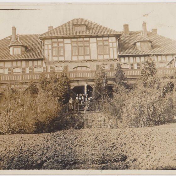 Anna-Forcke-Stift 1927