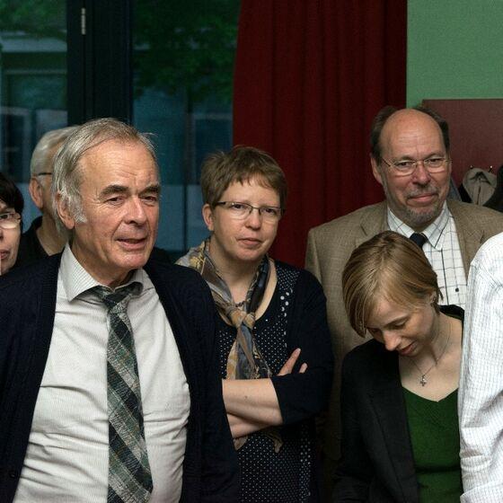 10-Gruppe mit Birgit