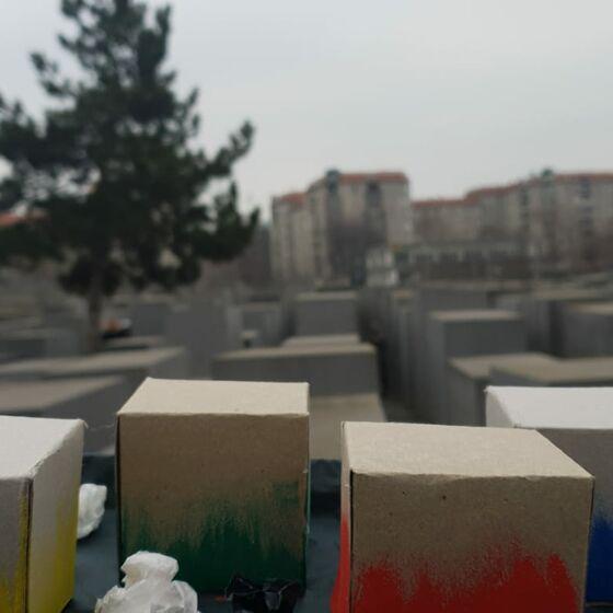 Holocaust Mahnmal 02
