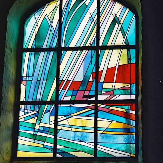 Johanneskapelle Fenster