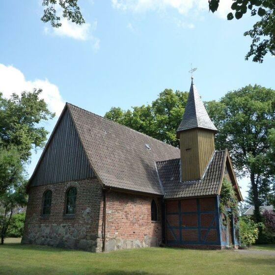 Johanneskapelle seitlich