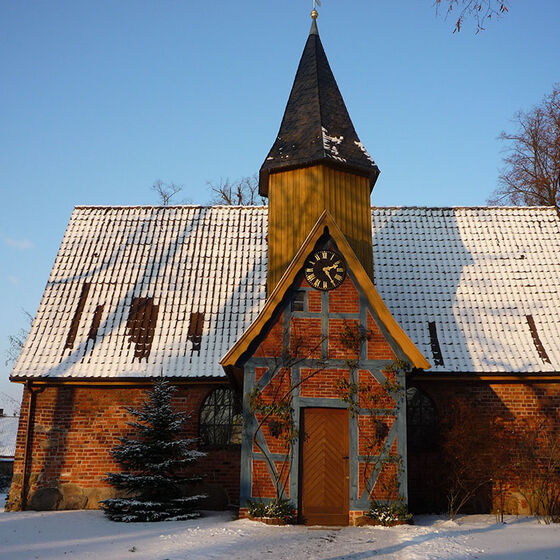 Johanneskapelle Winter