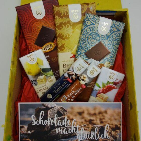 Schokoladen Box