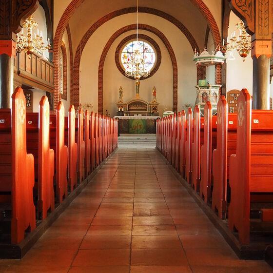 Kirche Apensen