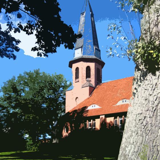 Apenser Kirche