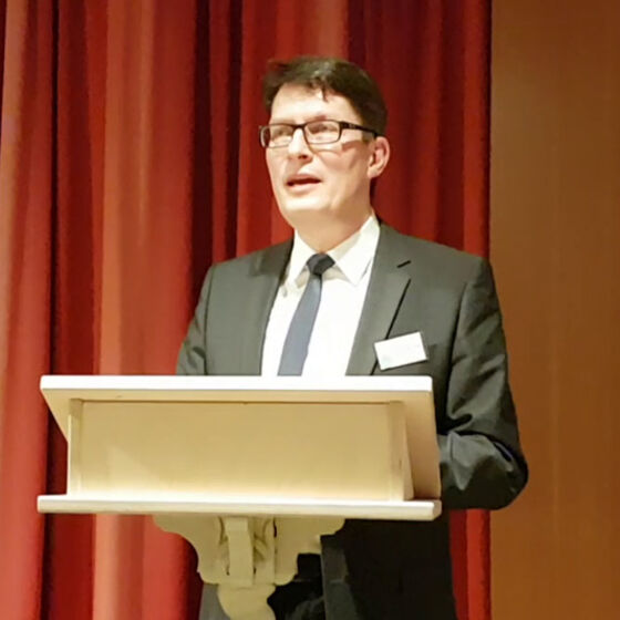 Dr. Martin Krarup