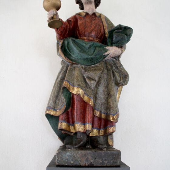 Statue Apostel Johannes