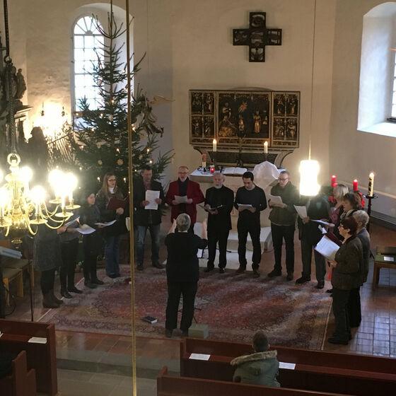 Projektchor Weihnachten 2016