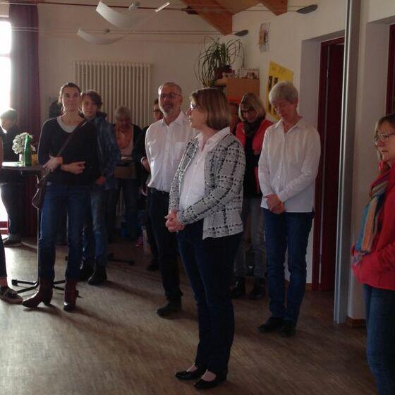Ansprache Pastorin Bolte-Wittchen