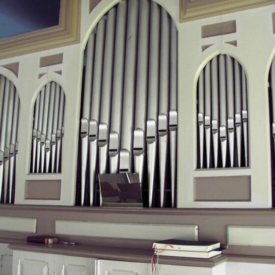 Orgel in Heyen