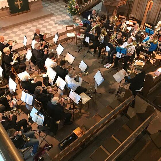 Posaunenchor Halle2_90. Jubiläum
