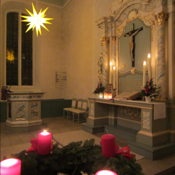 Altar und Stern