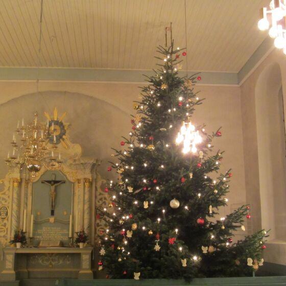 KircheChristbaum