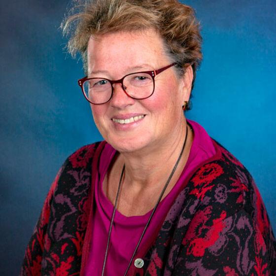 Pastorin Christiane Ewert