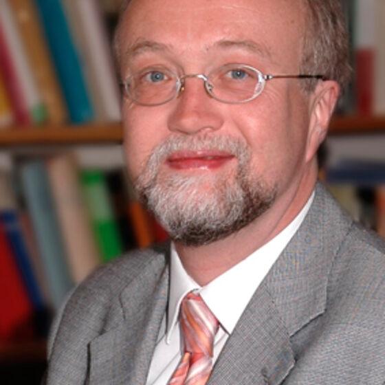Pastor Arndt-Bernhard Müller